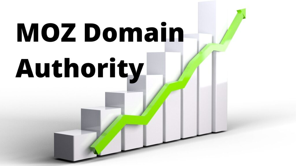 In this article Best 5 Steps Increase MOZ domain authority.