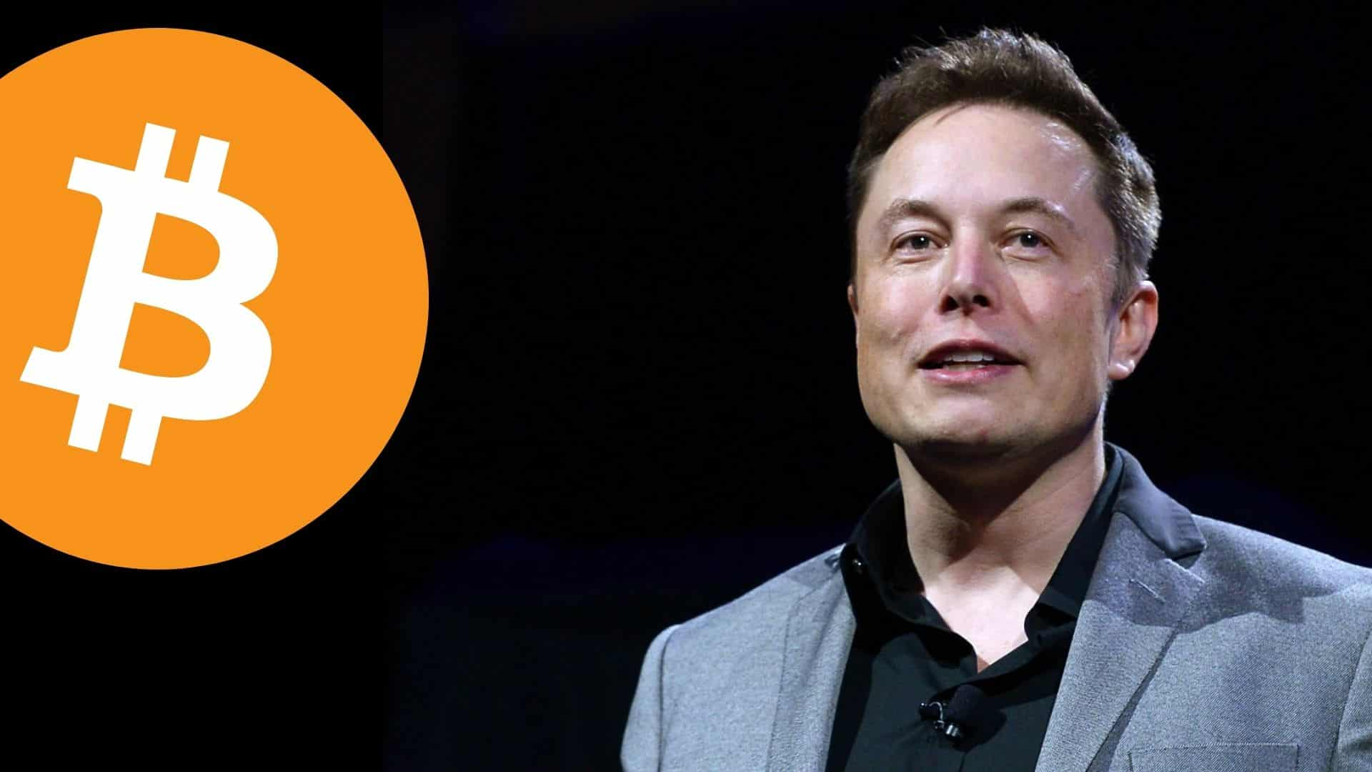 Why does Elon Musk say you can pay through Bitcoin to buy a Tesla?