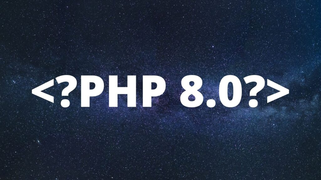 What is PHP 8? What new features are coming on that?