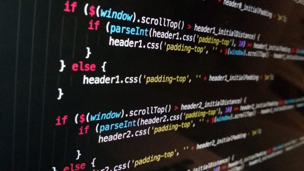 What are top 5 Frontend programming language having higher growth in 2025