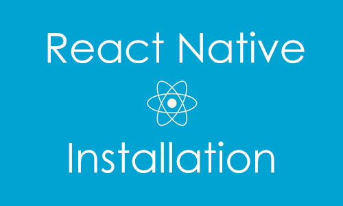 Install React Native For Windows